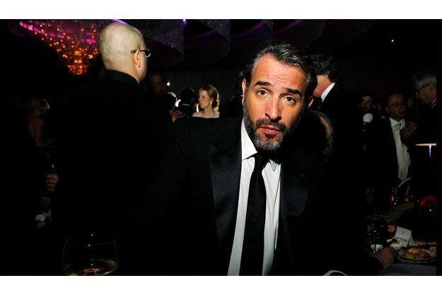 Jean Dujardin, lors d'une soirée post-Oscar.