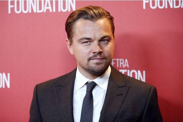 Leonardo DiCaprio à Beverly Hills, le 5 novembre 2015.