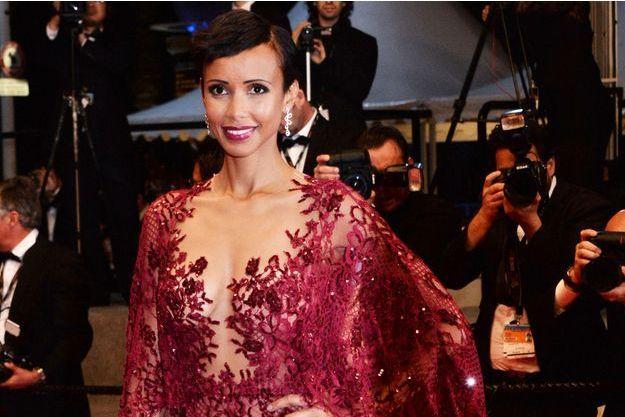 Sonia Rolland au Festival de Cannes, le 15 mai 2014