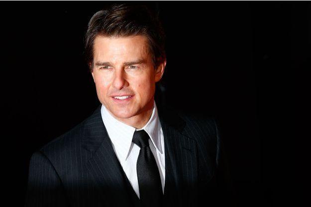 Tom Cruise à Londres, 2014