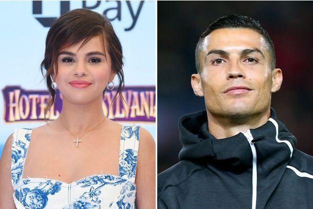 Selena Gomez - Cristiano Ronaldo