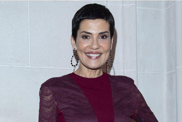 Cristina Cordula à Paris, le 3 décembre dernier.
