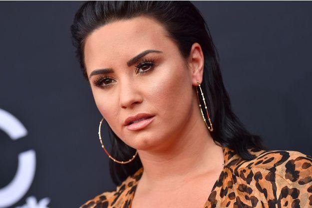 Demi Lovato aux Billboard Music Awards le 20 mai 2018