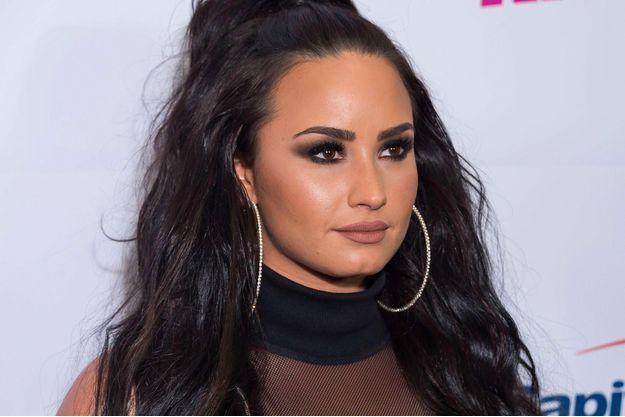 Demi Lovato à Chicago le 13 décembre 2017
