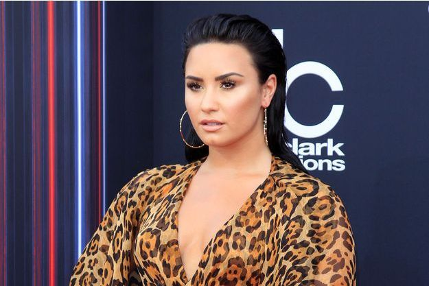 Demi Lovato, à Los Angeles, le 20 mai 2018