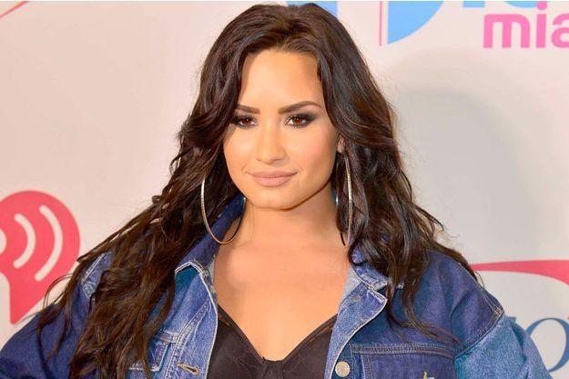 Demi Lovato en décembre 2017