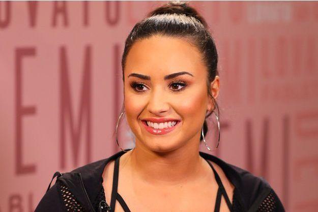 Demi Lovato, janvier 2018