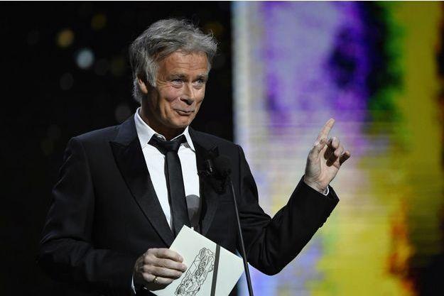 Franck Dubosc, ici lors des César 2017.