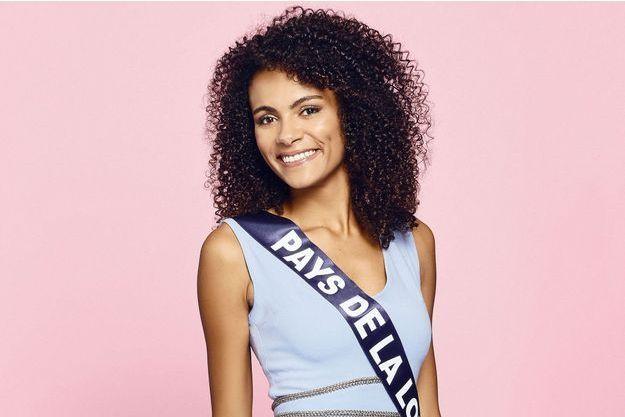 Diane Le Roux, Miss Pays de la Loire 2018