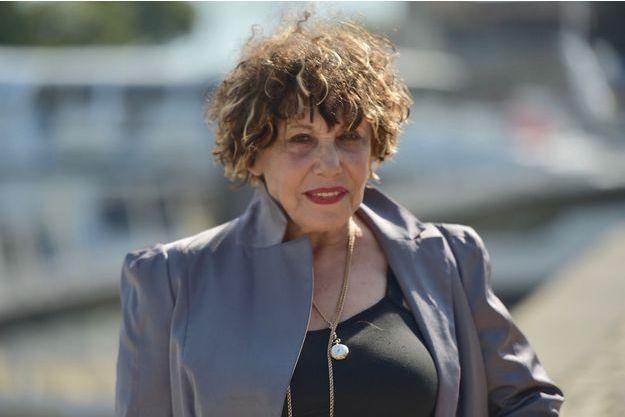 Liliane Rovère à La Rochelle, le 14 septembre 2018