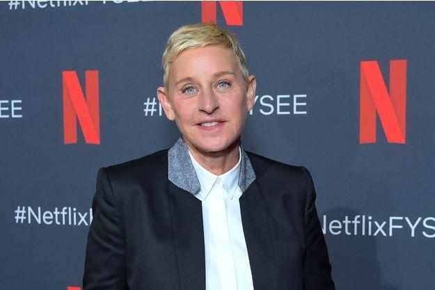 Ellen DeGeneres à Los Angeles, le 8 mai 2019