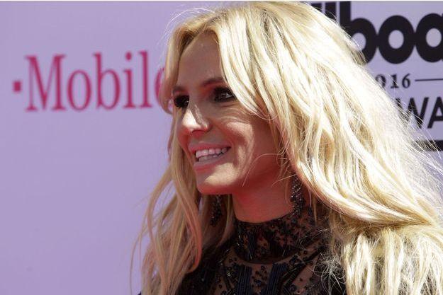 Britney Spears en 2016.