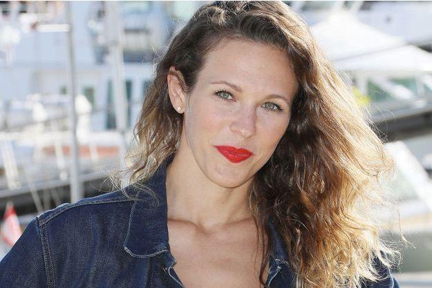 Lorie au festival international du film de La Rochelle, le 15 septembre dernier.