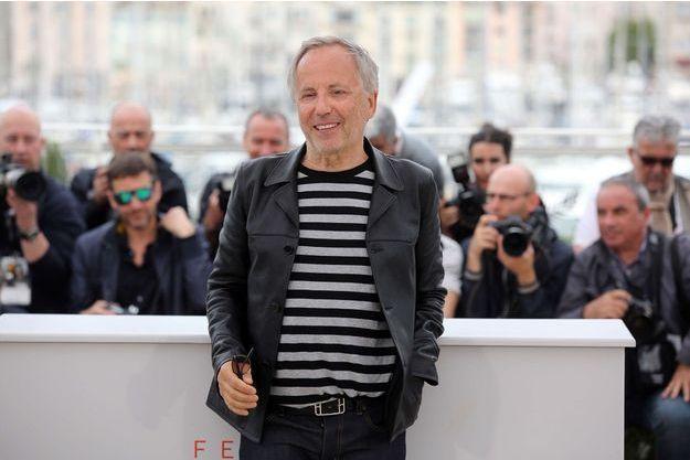 Fabrice Luchini au festival de Cannes en 2016.