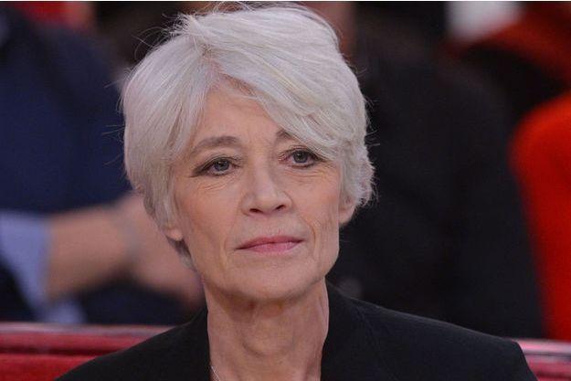Françoise Hardy en 2012.