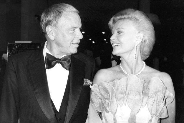 Frank et Barbara Sinatra en 1980.