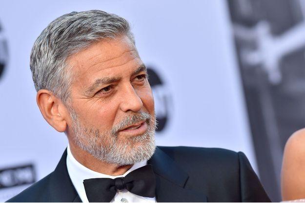 George Clooney en juin 2018