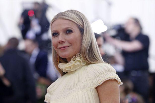 Gwyneth Paltrow à New York, le 6 mai 2019