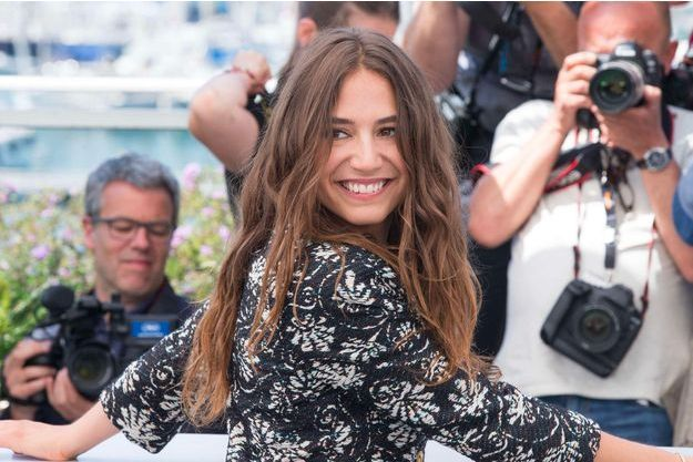 Izïa Higelin au festival de Cannes, le 24 mai 2017