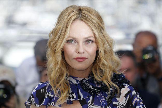 Vanessa Paradis à Cannes, le 18 mai 2018