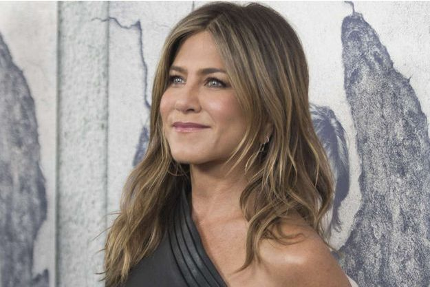 Jennifer Aniston à Los Angeles, avril 2017.
