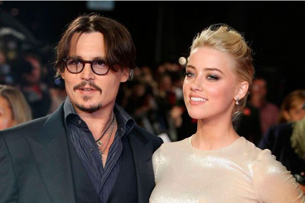 Johnny Depp et Amber Heard