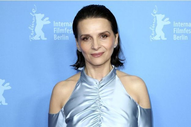 Juliette Binoche au 69ème Festival International du Film de Berlin, le 10 février 2019