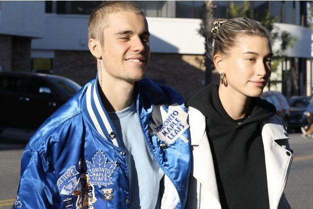 Justin Bieber et Hailey Baldwin, novembre 2018