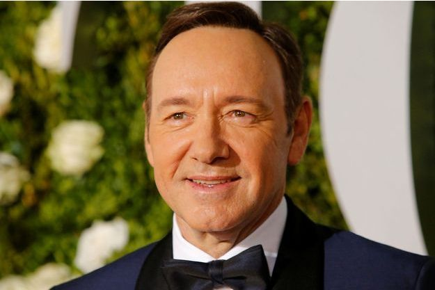Kevin Spacey en octobre 2017.