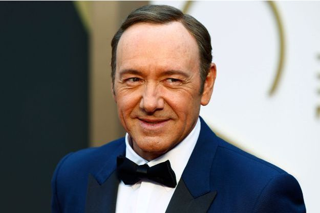 Kevin Spacey le 3 mars 2014 à Hollywood.