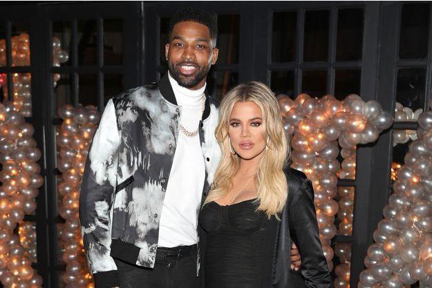 Tristan Thomspon et Khloé Kardashian