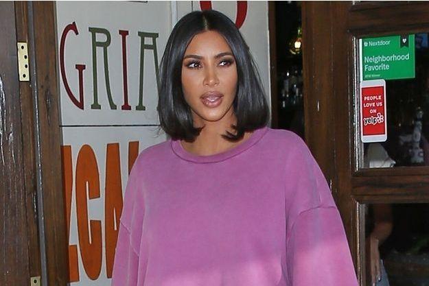 Kim Kardashian publie une adorable photo de ses fils, Saint et Psalm