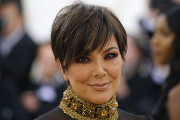 Kris Jenner en mai 2018 à New York.