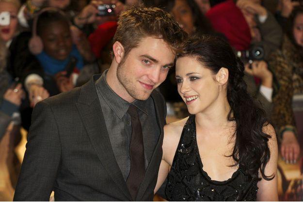 Robert Pattinson et Kristen Stewart en novembre 2011
