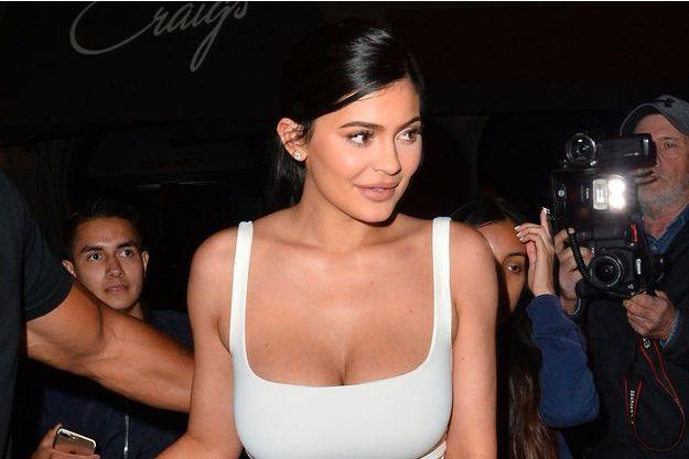 Kylie Jenner à Los Angeles le 16 juin 2018