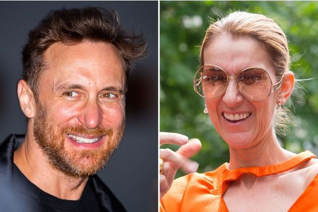 David Guetta, Céline Dion