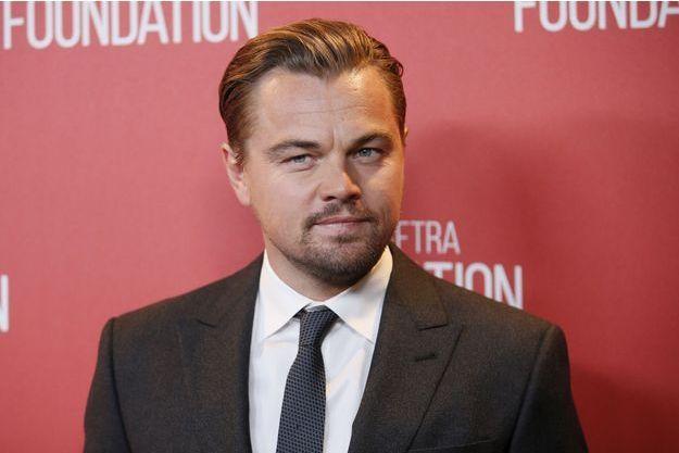 Leonardo DiCaprio à Beverly Hills, en novembre 2015.