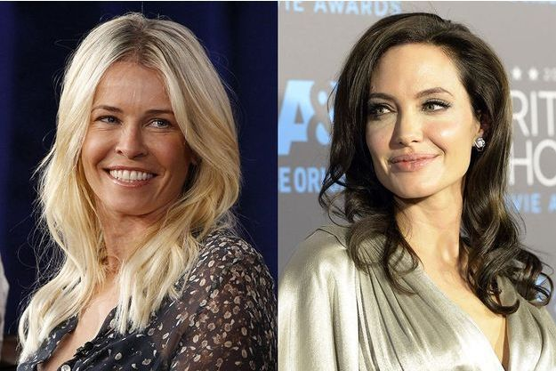 Chelsea Handler et Angelina Jolie, la guerre est déclarée.