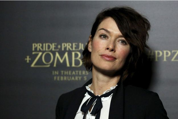 Lena Headey le 21 janvier 2016 à Los Angeles.