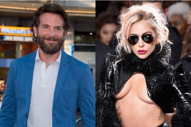Bradley Cooper et Lady Gaga