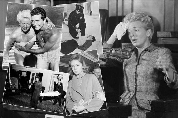 Lana Turner Cheryl Crane