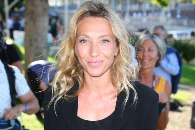 Laura Smet au Festival d'Angoulême, le 21 août 2018