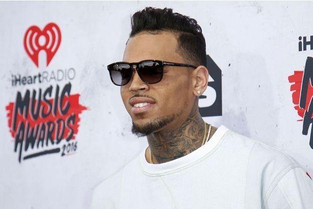 Chris Brown en 2016.