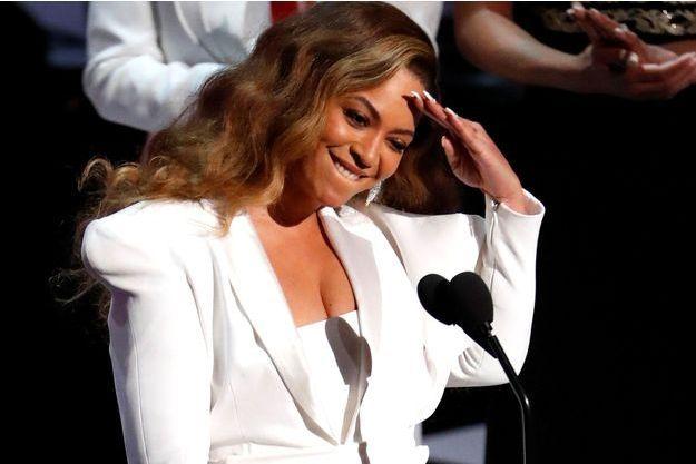 Beyoncé aux NAACP Image Awards, le 31 mars dernier.