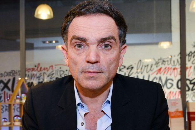 Yann Moix, en Belgique, en février.