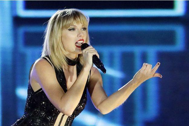 Taylor Swift en 2016.