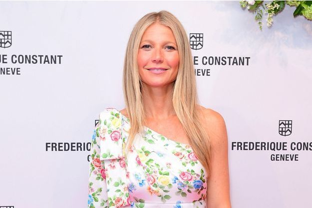 Gwyneth Paltrow à Londres, le 21 juin 2018