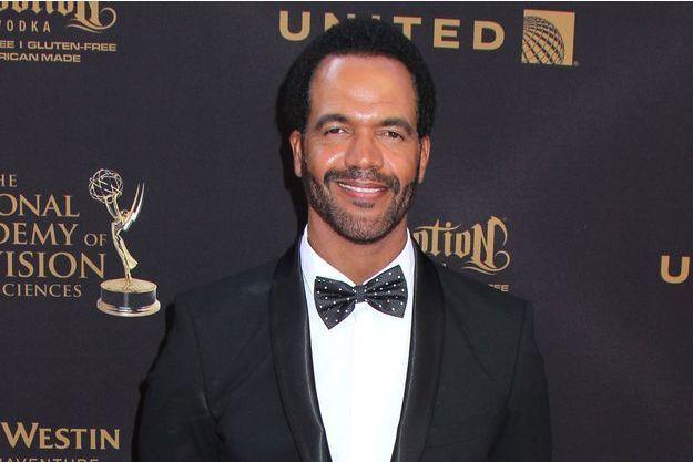 Kristoff St. John aux Daytime Emmy Awards en 2016