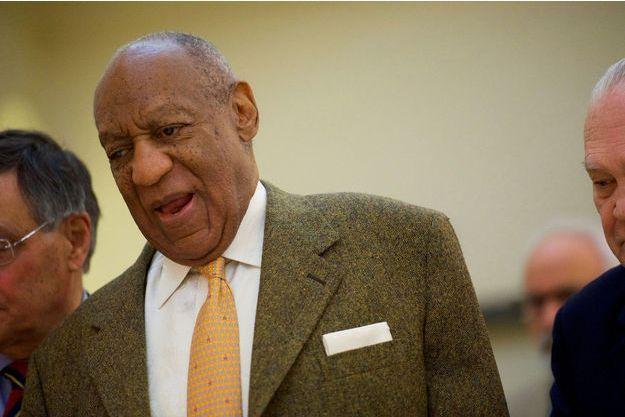 Bill Cosby à son procès, le 12 avril en Pennsylvanie.