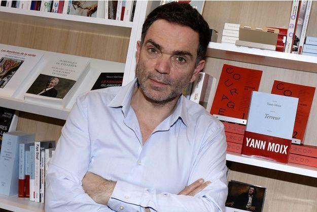 Yann Moix en mars 2017.